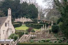 The Italian Garden by The Manor House Hotel, Castle Combe