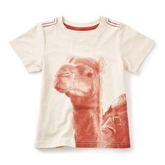 Ow Ya Goin Photoreal Tee - Tea Collection | kids clothes | spring clothes | Easter clothes