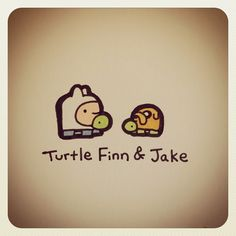 Turtle Finn & Jake #turtleadayjuly - @turtlewayne- #webstagram Cute Turtle Drawings, Cute Drawings, Animal Drawings, Tiny Turtle, Turtle Love, Pet Turtle, Cute Turtles, Baby Turtles, Jung So Min