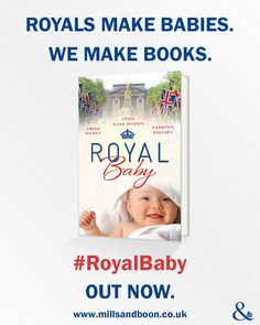 Celebrate the #RoyalBaby with us!