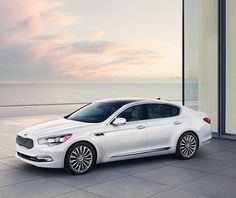 At $60,400 the 2015 Kia K900  is the most ambitious and expensive Kia yet