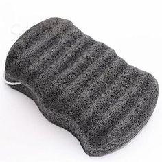Konjac Sponge svamp for uren hud til kroppen - 1 stk. Knitted Hats, Knit Hats, Knit Caps, Knitted Beanies