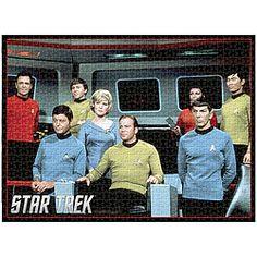 Star Trek™ Cast