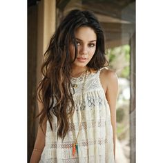 Vanessa Hudgens Photoshoot by Andrew MacPherson ❤ liked on Polyvore featuring people and vanessa hudgens