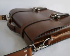 Basader Handmade Messenger Bag