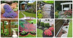 The best landscape design for you is one that fits with your personal home design style. Check out the bet ideas here. The best landscape design for you is one that fits with your personal home design style. Check out the bet ideas here. Landscape Concept, Landscape Architecture, Landscape Designs, Urban Landscape, Amazing Gardens, Beautiful Gardens, Unique Gardens, No Grass Backyard, Backyard Ideas