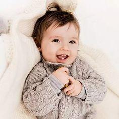 Raglan-Pullover fürs Baby stricken - so geht's   BRIGITTE.de