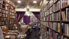 I want to Occupy this bookstore in Oakland.    Owl & Company Bookshop in Oakland, CA