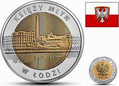 Polonia 5 zlotych 2016 – Księży Młyn en Lodz