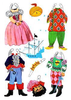 Storyland, Hilda Miloche - papercat - Picasa Albums Web