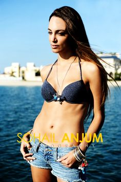 #Dubai #Jumeirah #Palm #Bikini #jewellery #LoveSoni #BlueSea #sunshine #fashion #beauty #makeup Bikinis, Swimwear, Fashion Beauty, Make Up, Girls, Bathing Suits, Toddler Girls, Swimsuits, Daughters
