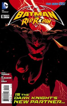 Chris is on Infinite Earths: Batman and Robin (vol.2) #19 (2013)