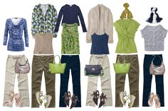 capsule wardrobe trouser-outfits