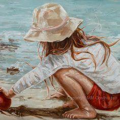 M19020 - Genotvolheid. Original Artwork, Original Paintings, Art Paintings, Perfect Peace, Beautiful Artwork, Canvas Art Prints, Cotton Canvas, The Originals, Art Children