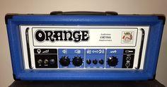 Orange Rare Blue OR-50 Mint Condition #GuitarAmps