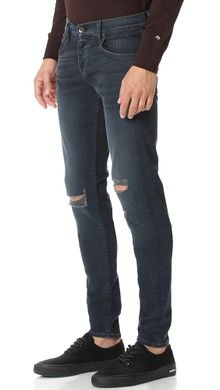 Mens Designer Jeans - Men's Denim | EAST DANE