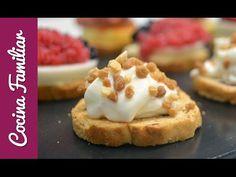 Canapés o pasabocas , contraste de sabores | Javier Romero Cap. 110 - Temporada 2 - YouTube