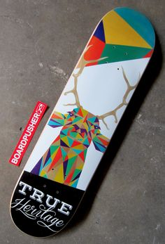 Inspired by the Charlotte Native American community, this www.BoardPusher.com Featured Deck was designed by Kendall Goodman. You can check out Kendall's portfolio at www.kgoodmandesign.com.