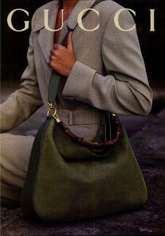 Hercule Archive: Gucci: An Italian Classic Gucci Fashion, 90s Fashion, Fashion Brands, Vintage Gucci, Vintage Fashion, Gucci Brand, Gucci Gucci, Gucci Men, Gucci Shoes