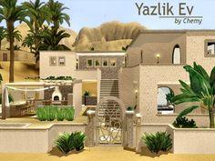 chemy@TSR - Yazlik Ev ~ Summer Home #Sims3