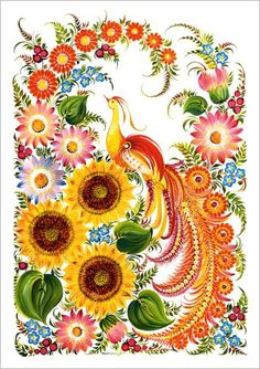 Ukrainian folk motiffs - Postcard Store - Photofabrique - Postcards for You