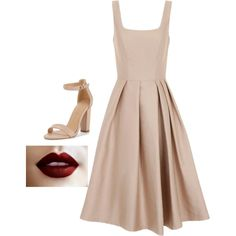 Untitled #4552 by adi-pollak on Polyvore featuring polyvore, fashion, style, Chi Chi and clothing