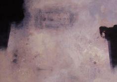 """Alvaro Pérez """"Reflejos"""" Acrílico y mixta sobre lienzo  230 x 165 cm"""
