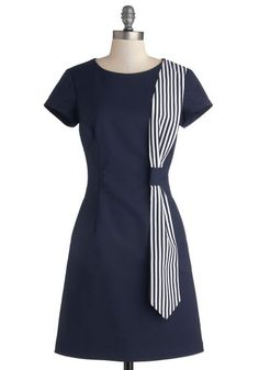 Tie It Together Dress, #ModCloth