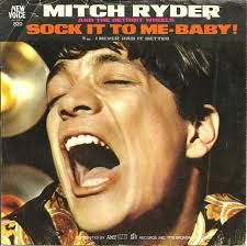 Mitch ryder and the dtroit wheels