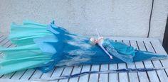 Schultüten - Zuckertüte gefilzt Eiskönigin Elsa XXL 120 Cm - ein Designerstück von SibDeSign bei DaWanda