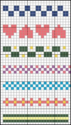 Thrilling Designing Your Own Cross Stitch Embroidery Patterns Ideas. Exhilarating Designing Your Own Cross Stitch Embroidery Patterns Ideas. Cross Stitch Boarders, Cross Stitch Alphabet, Cross Stitch Designs, Cross Stitching, Cross Stitch Embroidery, Embroidery Patterns, Cross Stitch Patterns, Peyote Patterns, Knitting Charts