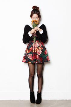 #street fashion#korean style