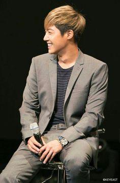Kim Hyun Joong 김현중 ♡ smile ♡ Kpop ♡ Kdrama ♡