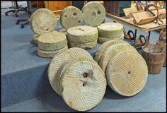 Early Danish millstones