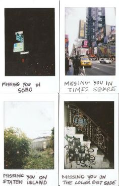 photography vintage indie NYC city new york city n polaroid NY Manhattan times square cities Lower East Side soho staten island plane-ticket Vintage Photography, Film Photography, Travel Photography, New York Times, Times Square, Polaroid Pictures, Polaroids, Retro Poster, Lower East Side