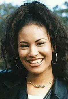 Selena Quintanilla - I am compelled to watch this movie whenever it comes on. I know this is not J Lo but why not pin the real thing.