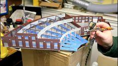 Roundhouse Machine shop Kitbash     Part: 8