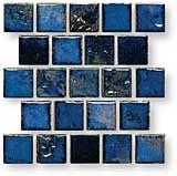 6x6 pool tile raindance blue