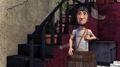 Aluno:Bruno Pereira da Silva - Produção 3D com BLENDER (Online)