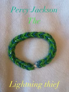 Percy Jackson Inspired Bracelet