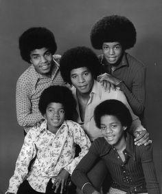 The Jackson 5 Jackie Jackson, The Jackson Five, Jackson Life, Photos Of Michael Jackson, Michael Jackson Bad Era, Jackson Family, The Jacksons, Black Families, James Brown