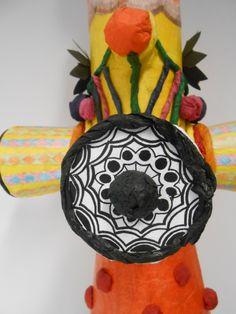 Close up of detail Gaudi, Construction Design, Arts Ed, Gcse Art, Natural Forms, Sculpting, Halloween, Artist, Projects