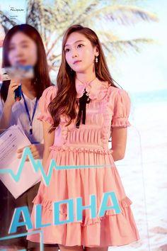 160612 Jessica in Shanghai