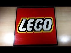 How To Build the LEGO logo