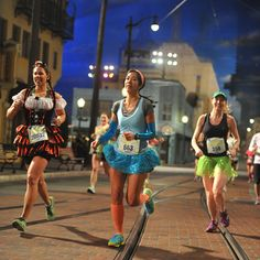 The Dos and Don'ts of running a Disney Race - this half marathon will be my first for sure! Though, I'll have to wait until 2015...