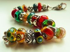 Autumn Equinox! Thank you Pandabee! From a great collector on Trollbeads Gallery Forum!
