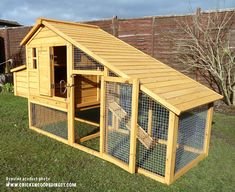 Sussex Chicken Coop