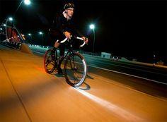 Revolights: Bike Light System On Wheels | IPPINKA