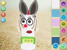 """App review by Geeks with Juniors - """"Overall, it's a lovely little app that would appeal to a younger age group."""" Read more: http://www.geekswithjuniors.com/blog/2014/7/8/recycling-workshop-gets-kids-making-toys-from-trash.html"""