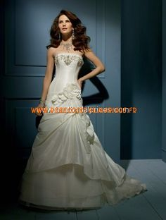 Alfred Angelo Sapphire Robe de Mariée  - Style 851